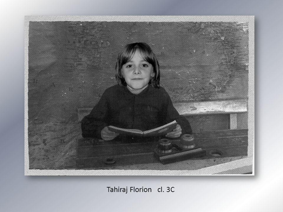 Tahiraj Florion cl. 3C