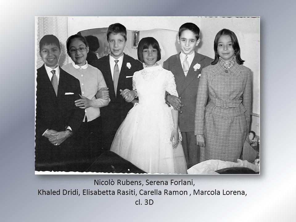 Nicolò Rubens, Serena Forlani,