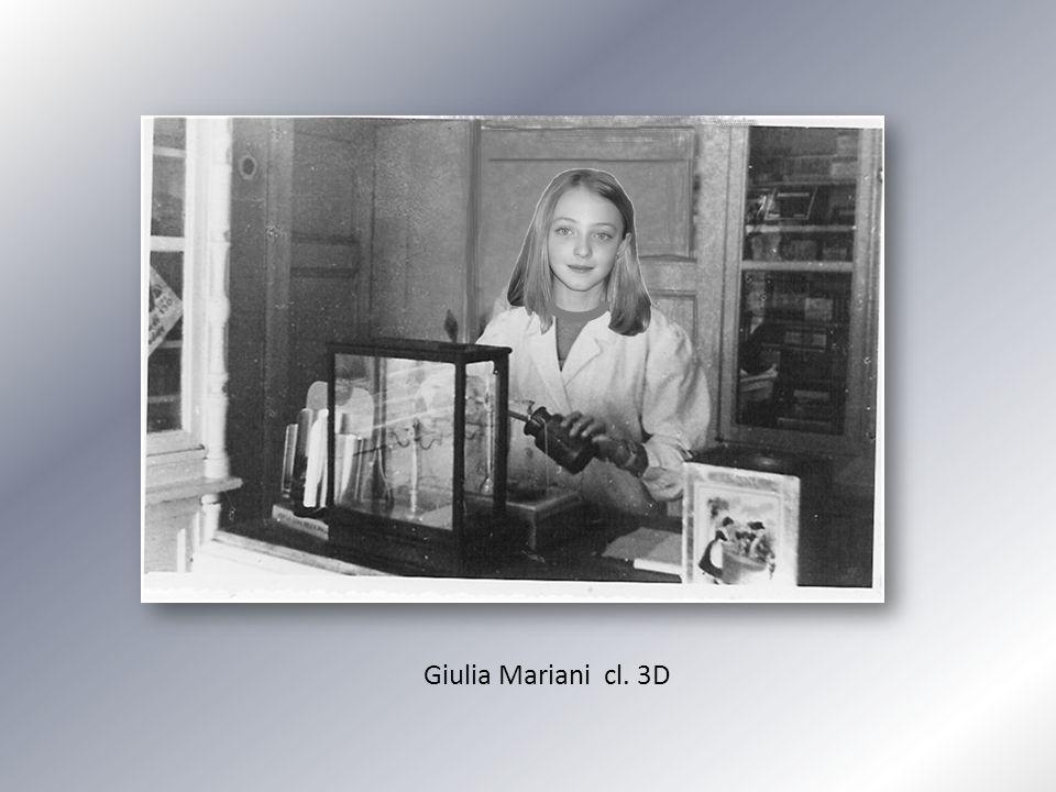 Giulia Mariani cl. 3D