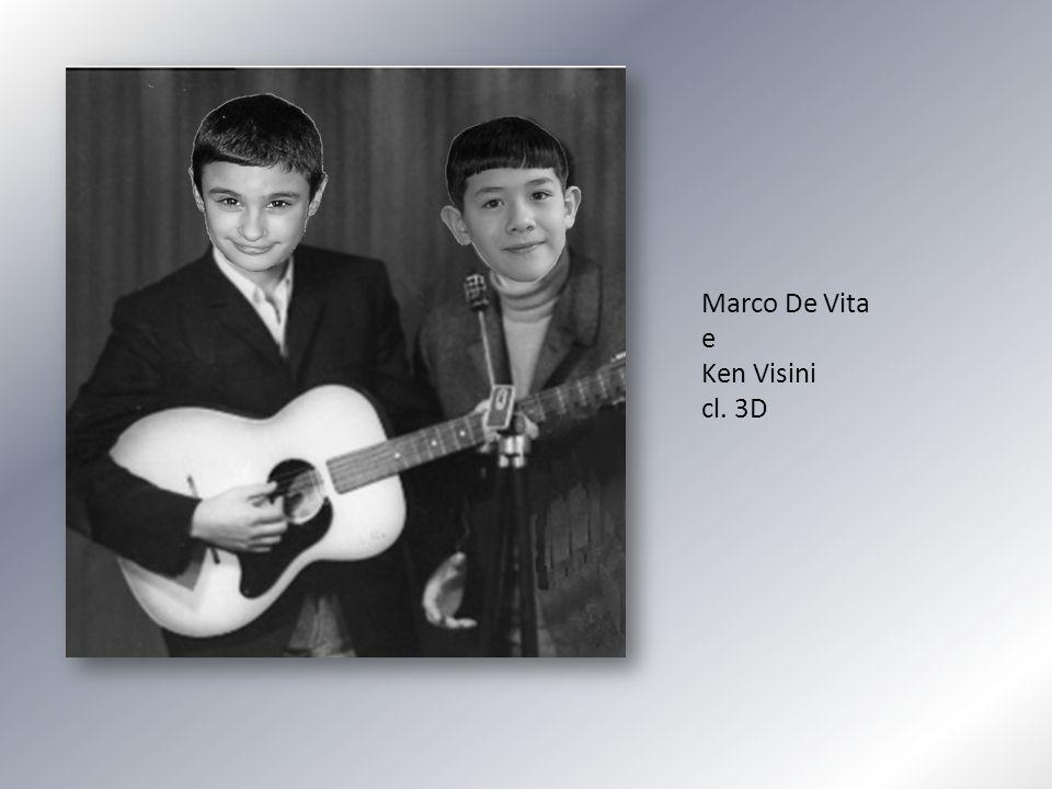 Marco De Vita e Ken Visini cl. 3D