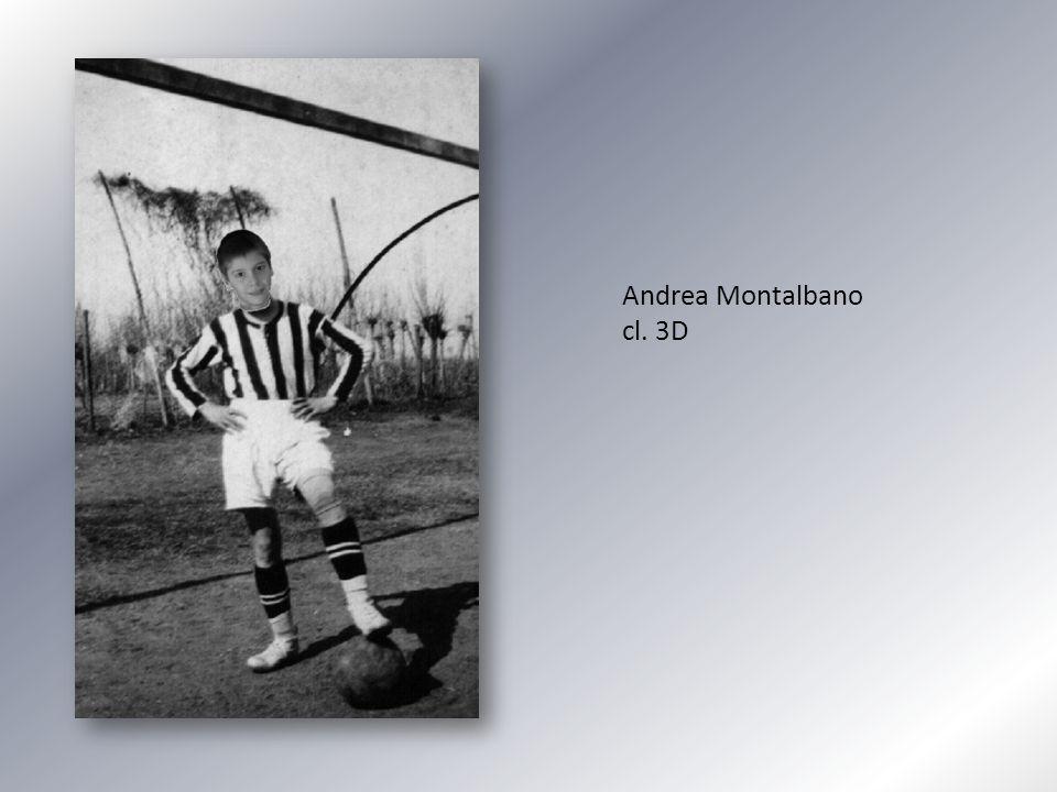 Andrea Montalbano cl. 3D