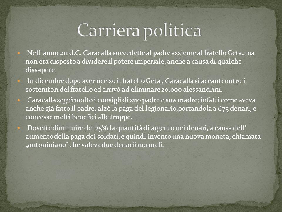 Carriera politica