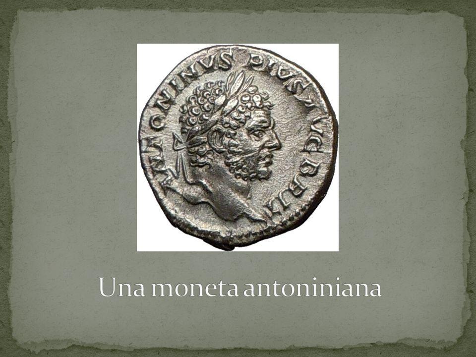 Una moneta antoniniana