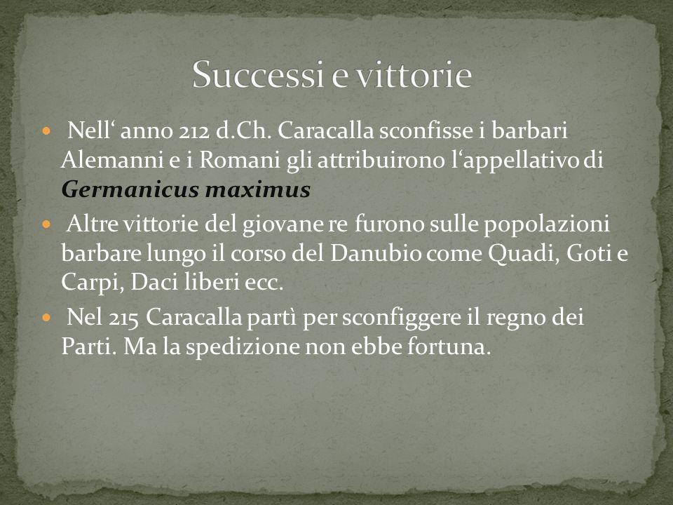 Successi e vittorie