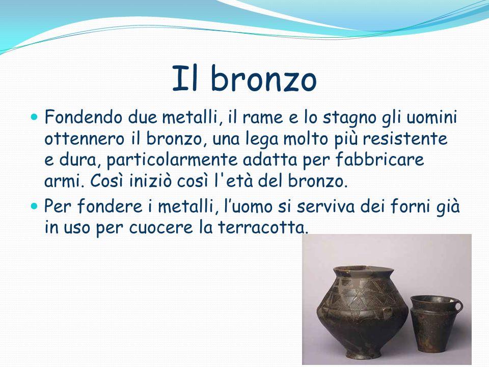 Il bronzo