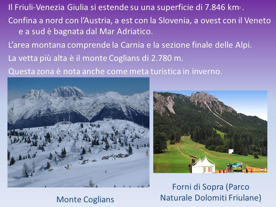 Forni di Sopra (Parco Naturale Dolomiti Friulane)