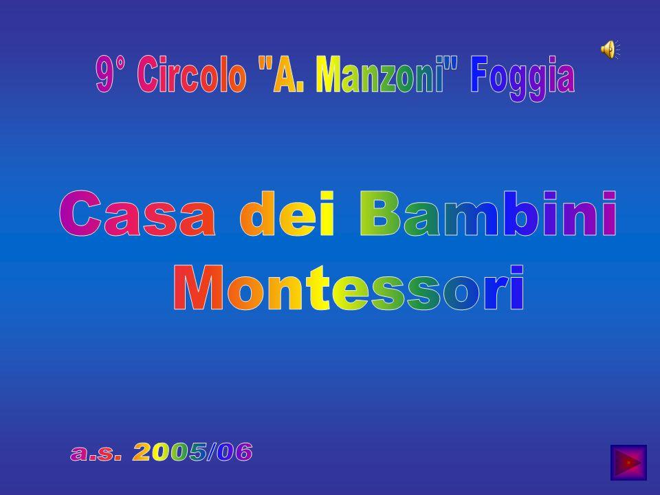 9° Circolo A. Manzoni Foggia