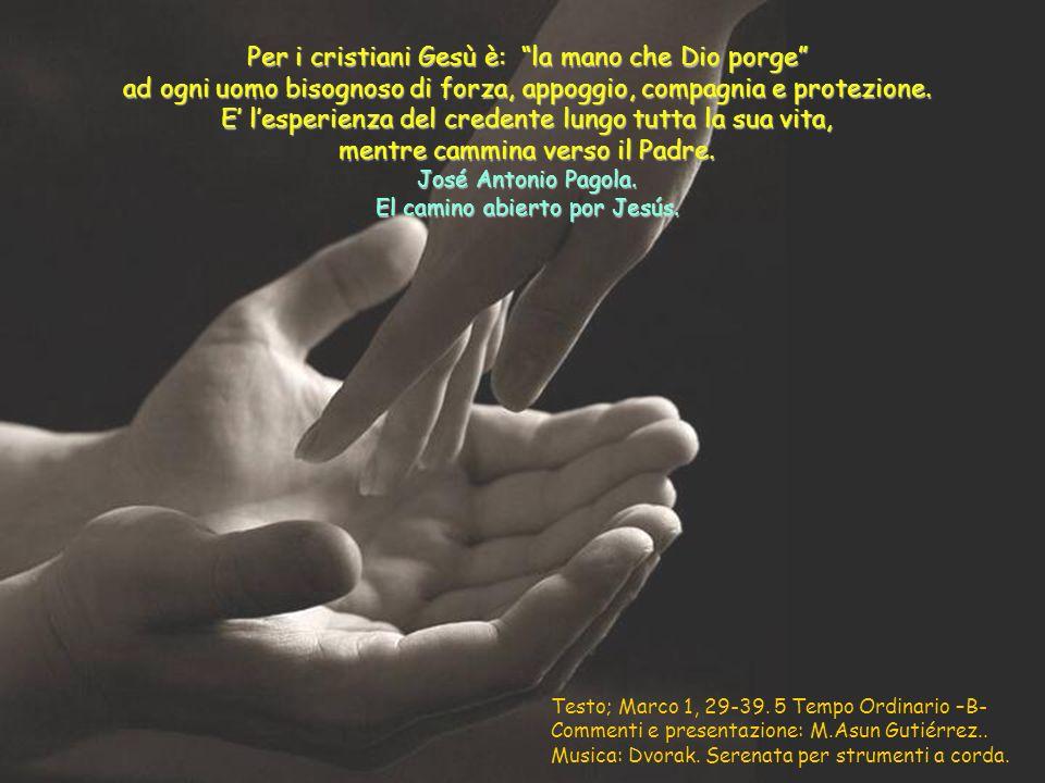 José Antonio Pagola. El camino abierto por Jesús.