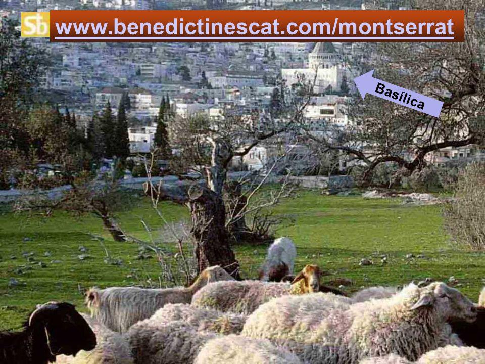 www.benedictinescat.com/montserrat Basílica
