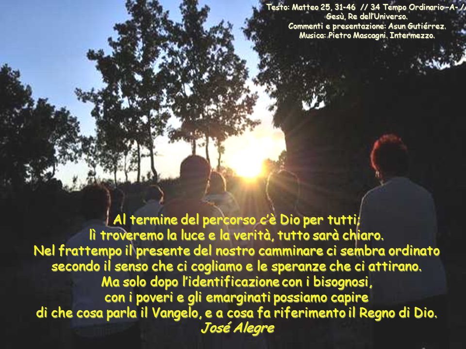 Musica: Pietro Mascagni. Intermezzo.