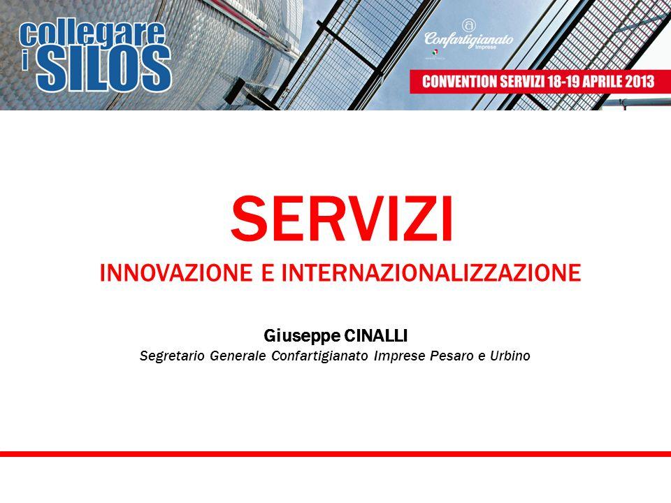 Segretario Generale Confartigianato Imprese Pesaro e Urbino