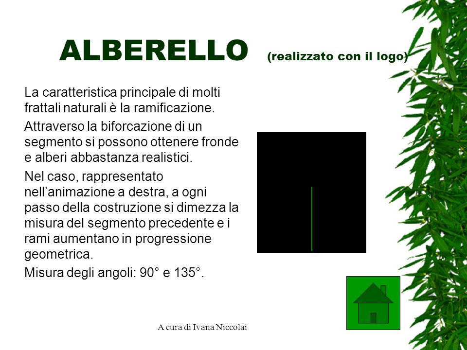 ALBERELLO (realizzato con il logo)