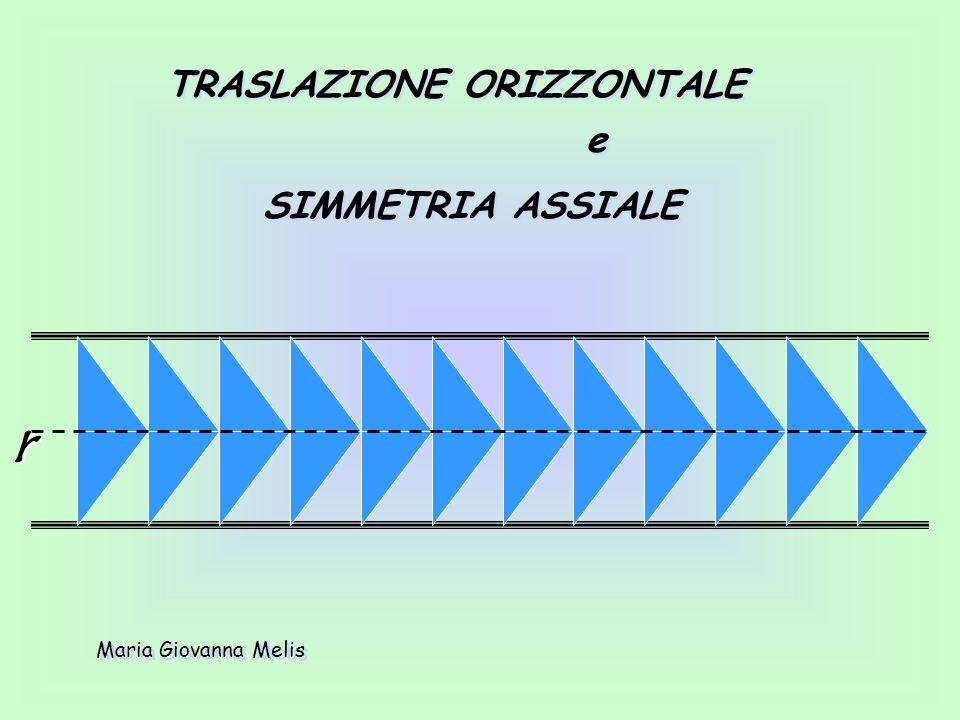 TRASLAZIONE ORIZZONTALE