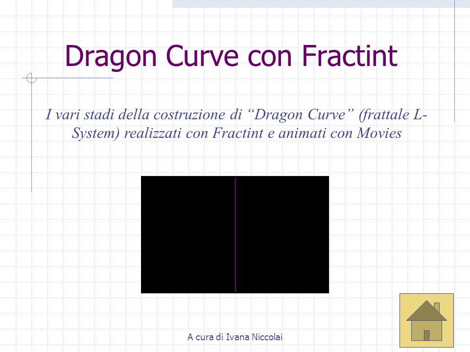 Dragon Curve con Fractint