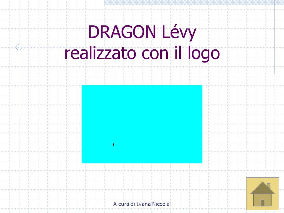 DRAGON Lévy realizzato con il logo