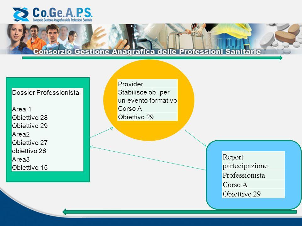 Report partecipazione