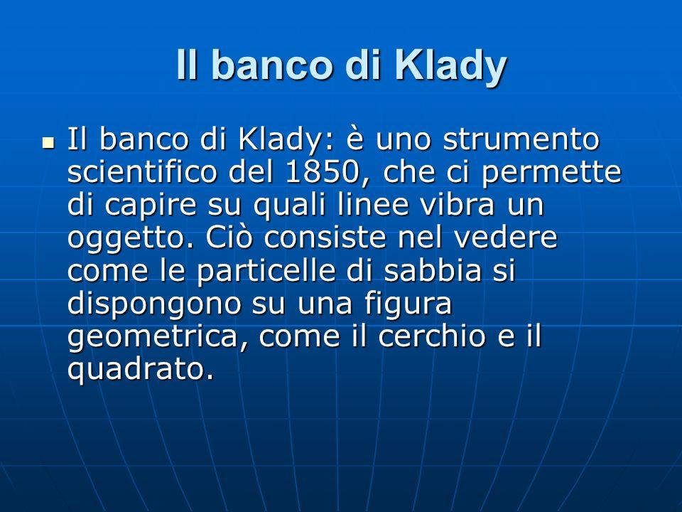 Il banco di Klady