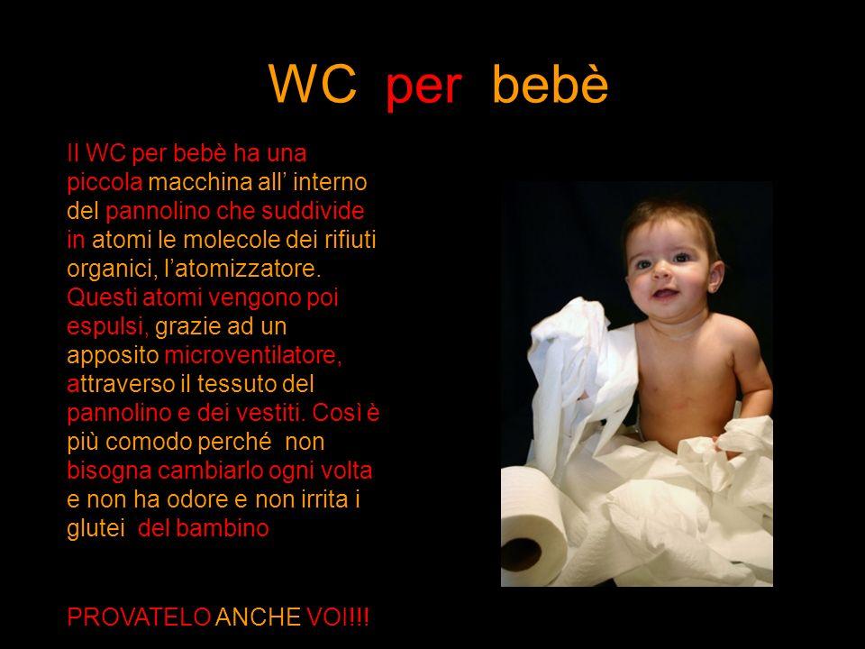 WC per bebè
