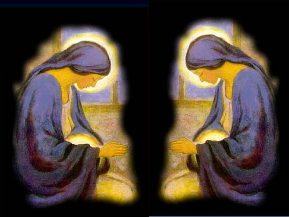 Santa Maria, donna del silenzio, riportaci alle sorgenti della pace