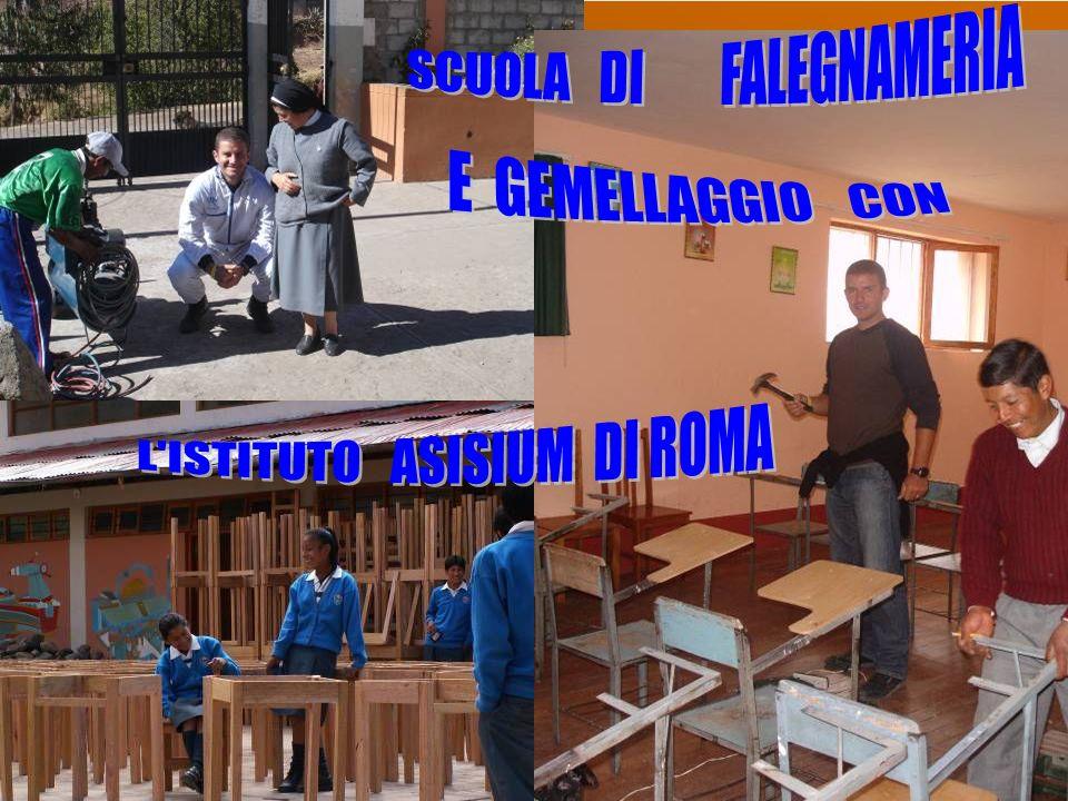 SCUOLA DI FALEGNAMERIA