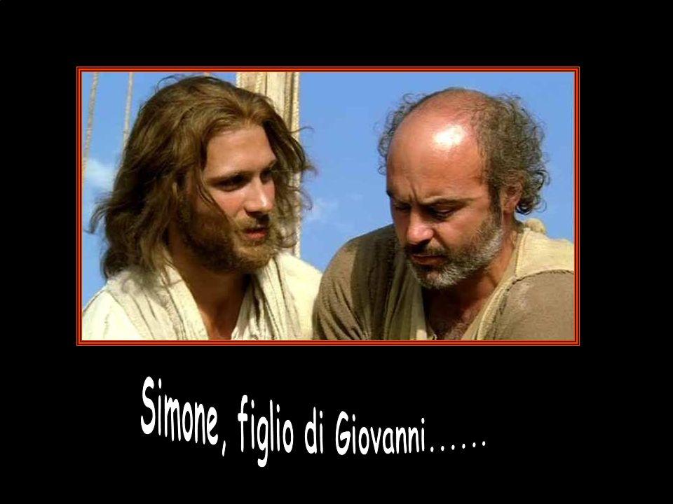 Simone, figlio di Giovanni......