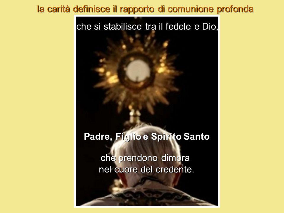 Padre, Figlio e Spirito Santo