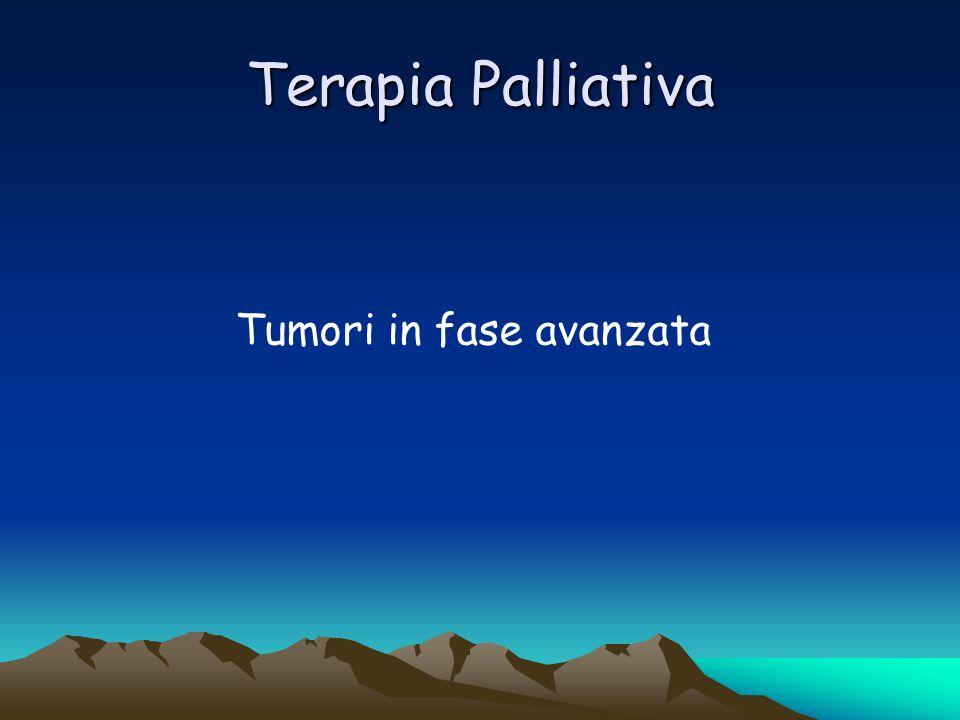 Tumori in fase avanzata