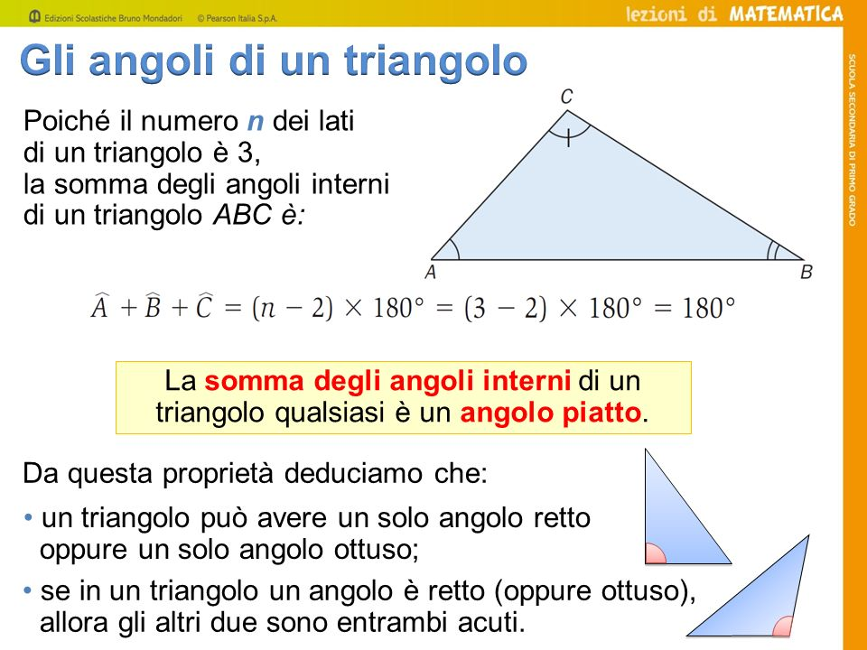 I Triangoli Ppt Video Online Scaricare
