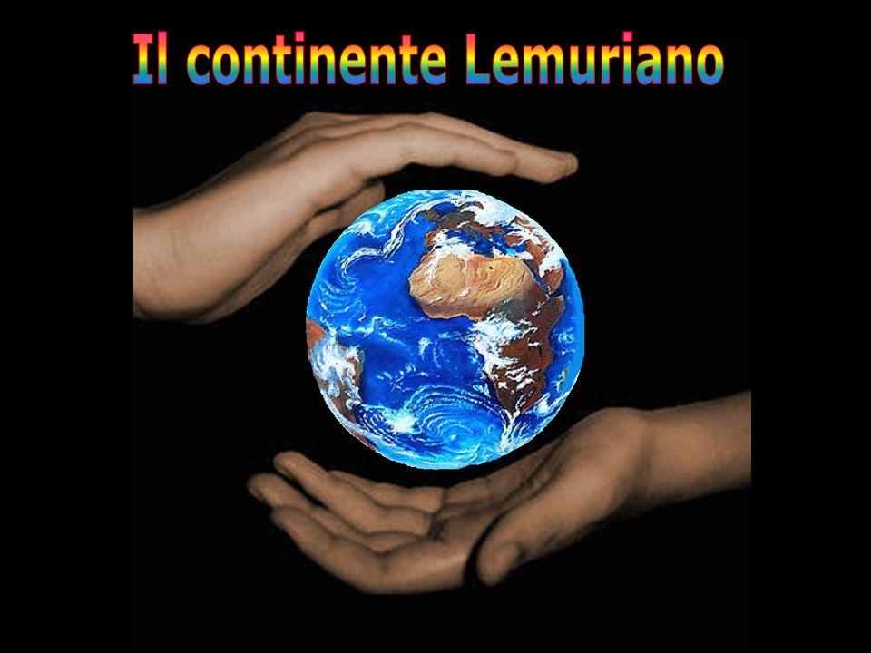 Il continente Lemuriano