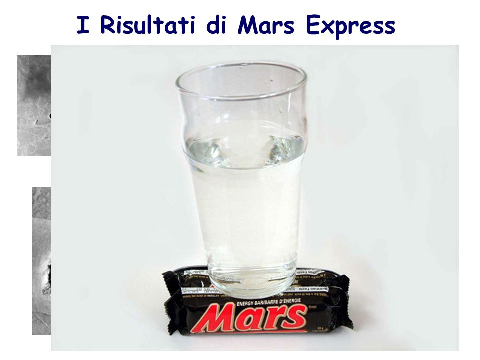 I Risultati di Mars Express