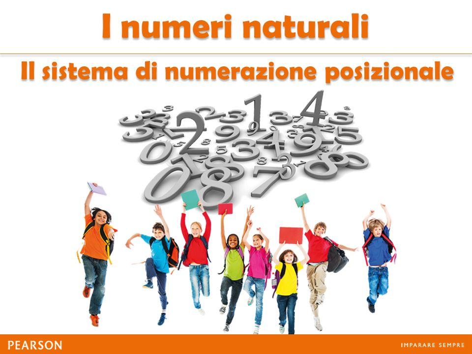 Il sistema di numerazione posizionale