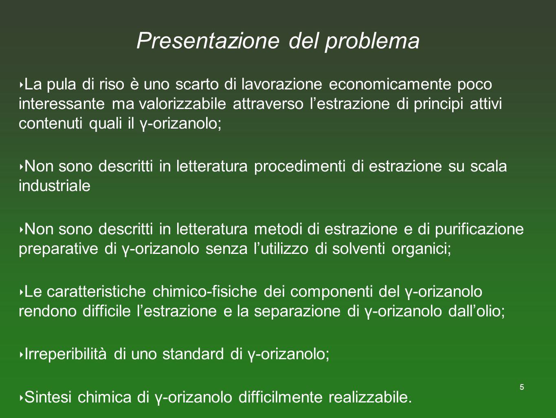 Presentazione del problema