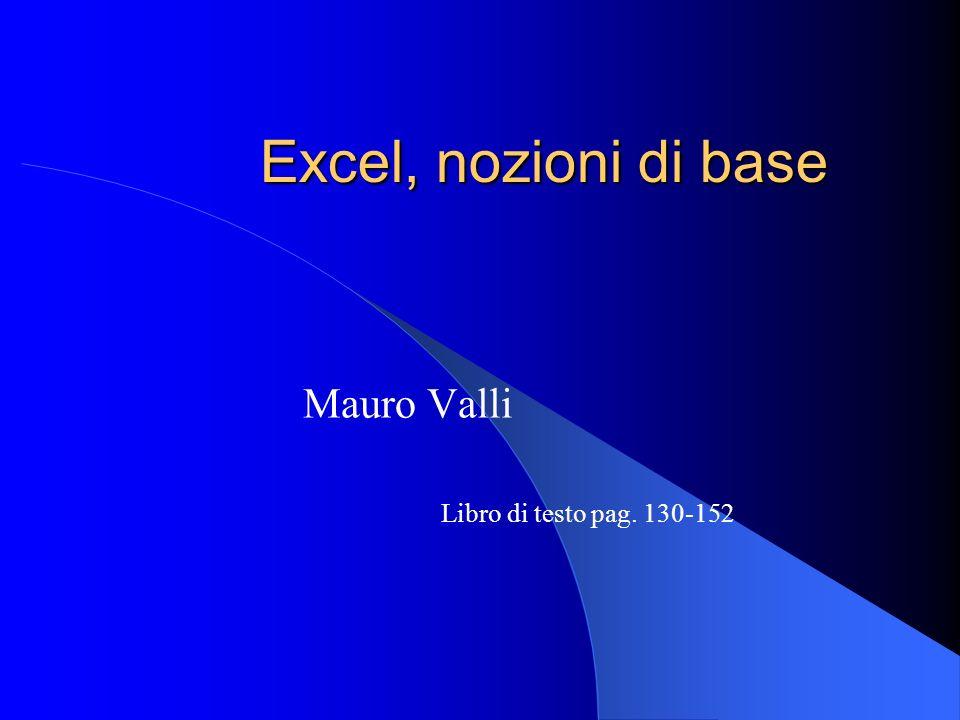 Mauro Valli Libro di testo pag. 130-152