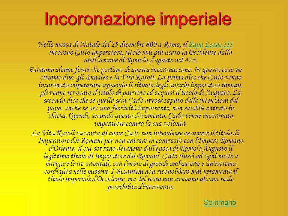 Incoronazione imperiale