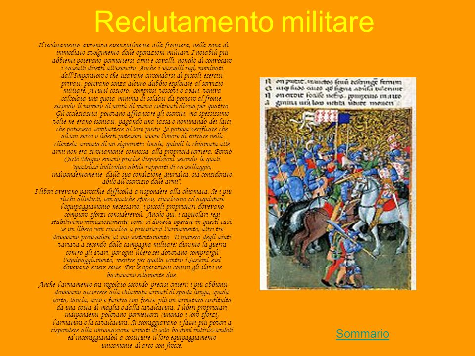 Reclutamento militare
