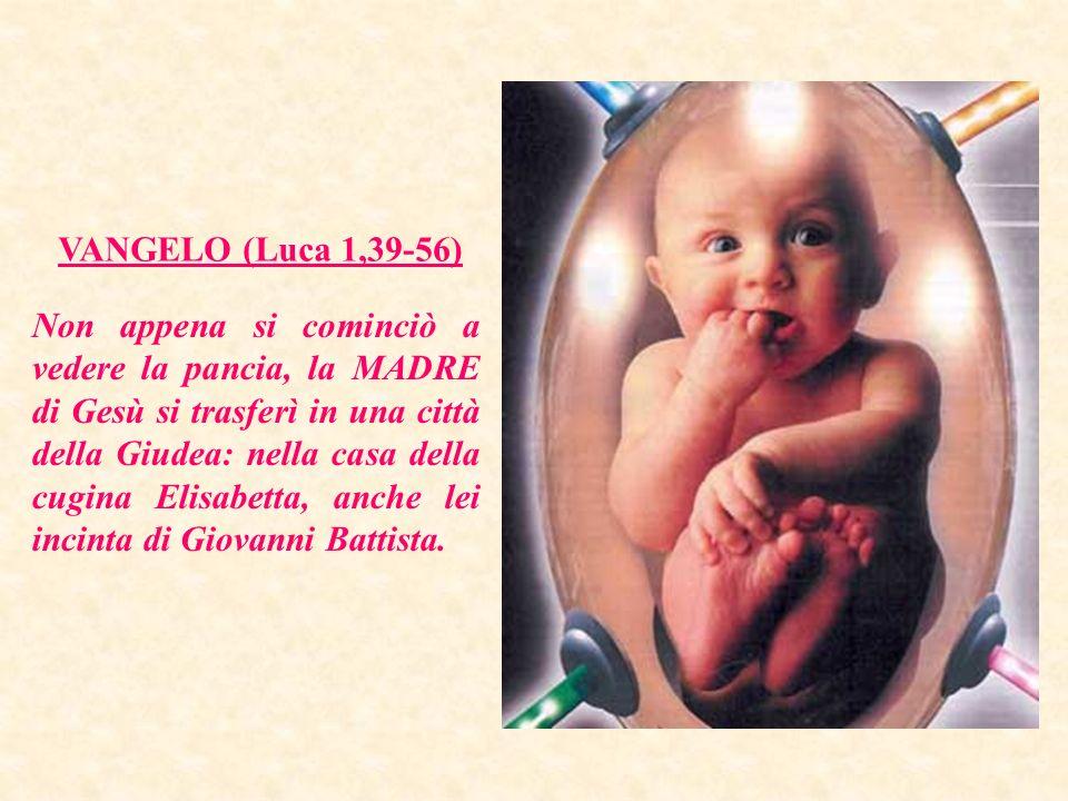 VANGELO (Luca 1,39-56)