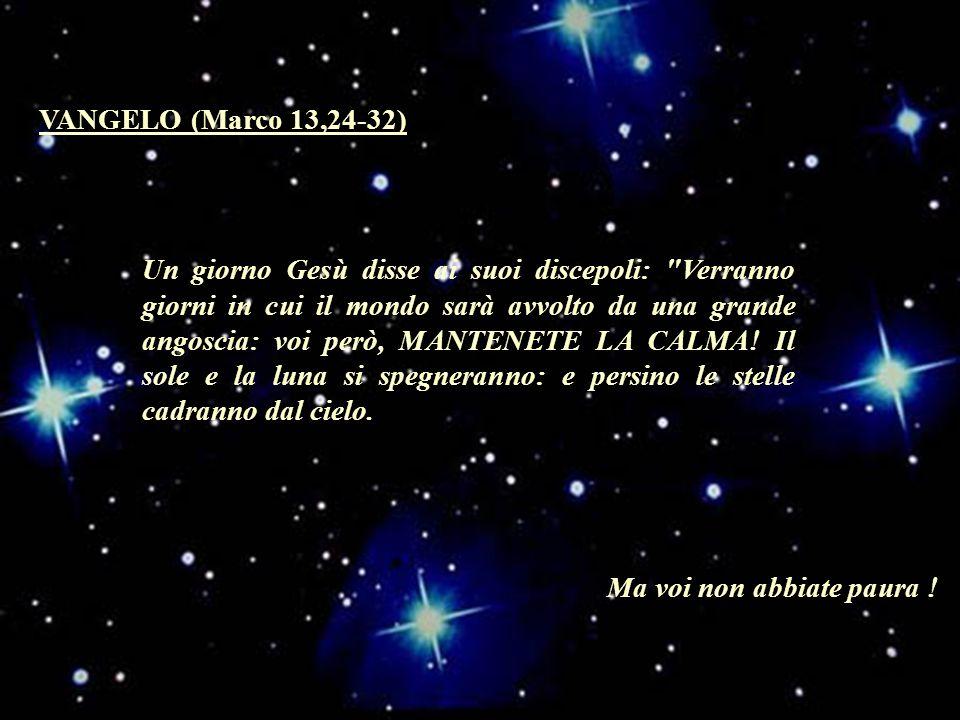 VANGELO (Marco 13,24-32)