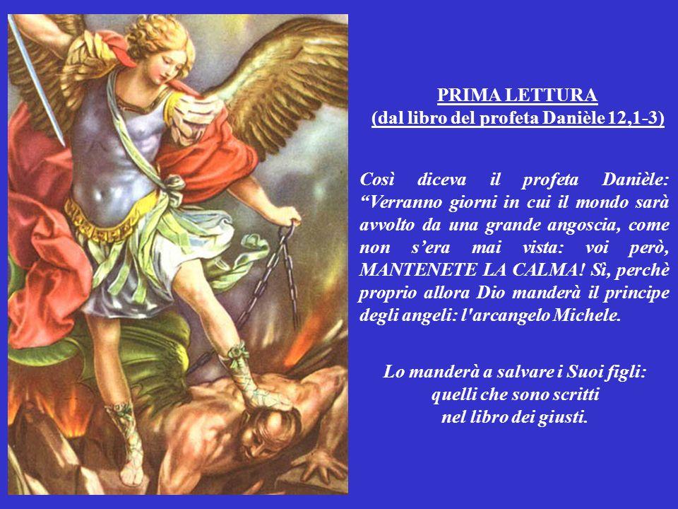 PRIMA LETTURA (dal libro del profeta Danièle 12,1-3)