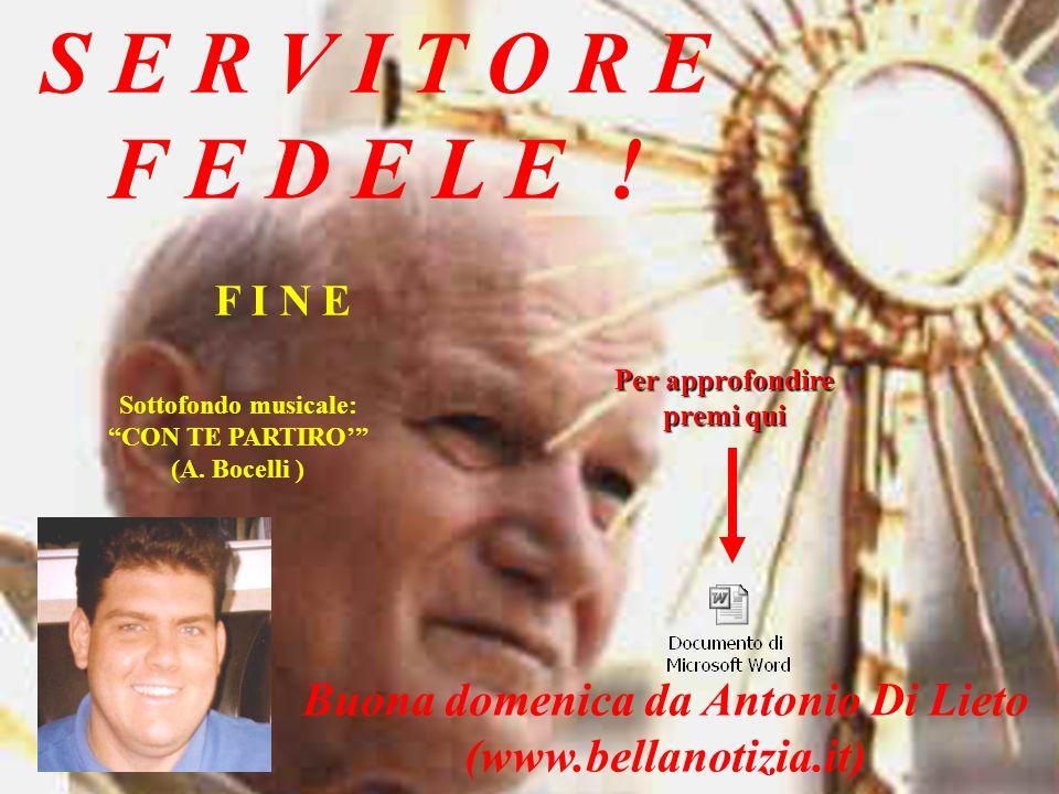 Per approfondire premi qui Buona domenica da Antonio Di Lieto