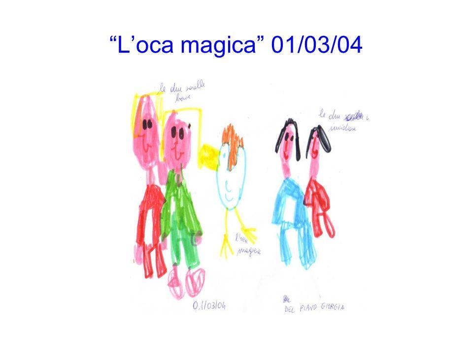 L'oca magica 01/03/04