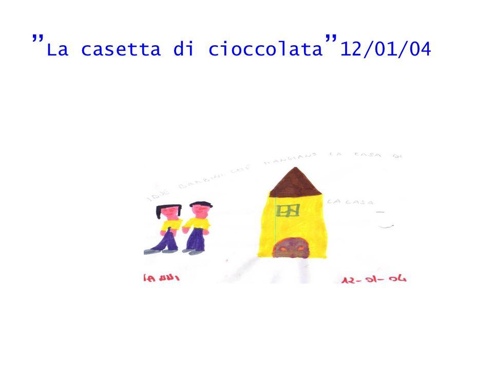 La casetta di cioccolata 12/01/04