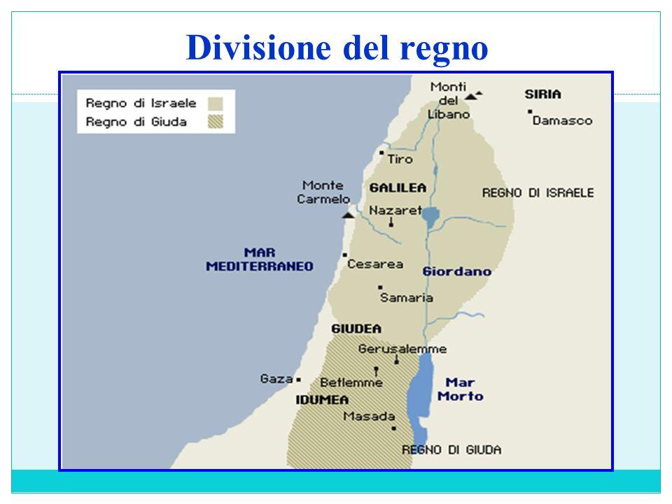 Divisione del regno