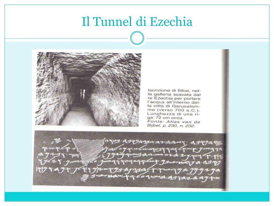 Il Tunnel di Ezechia