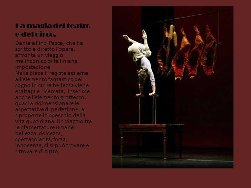 La magia del teatro e del circo.