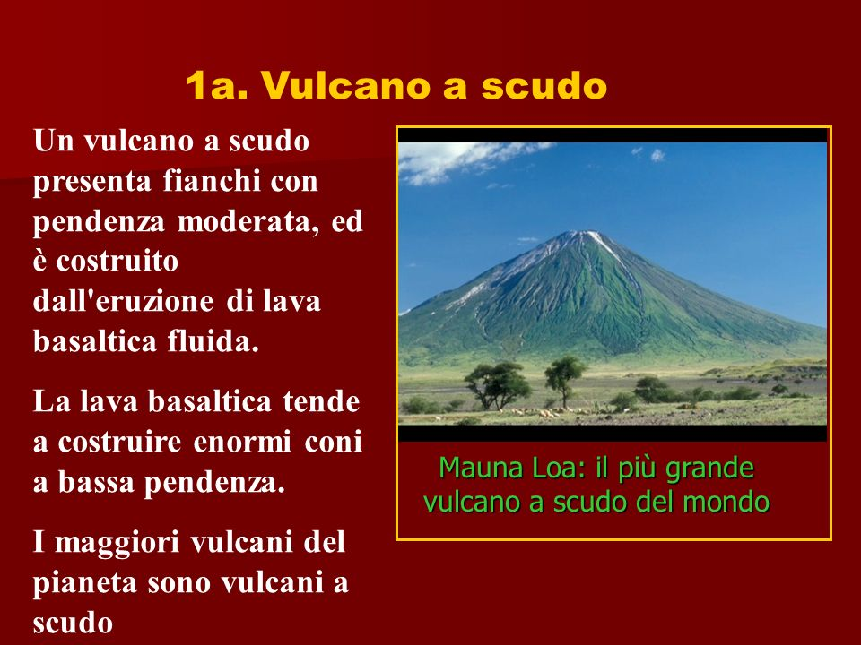 Mauna Loa: il più grande vulcano a scudo del mondo