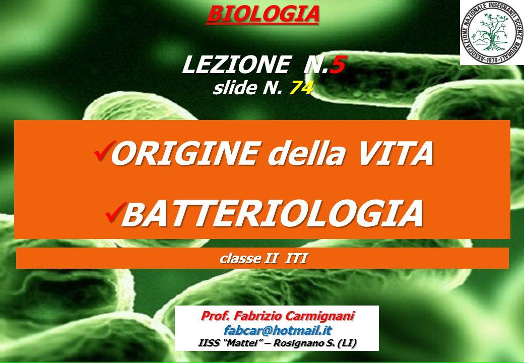 Prof. Fabrizio Carmignani IISS Mattei – Rosignano S. (LI)