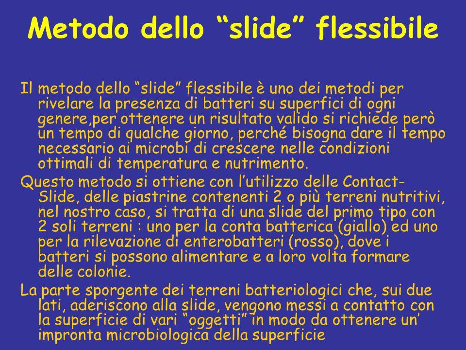 Metodo dello slide flessibile