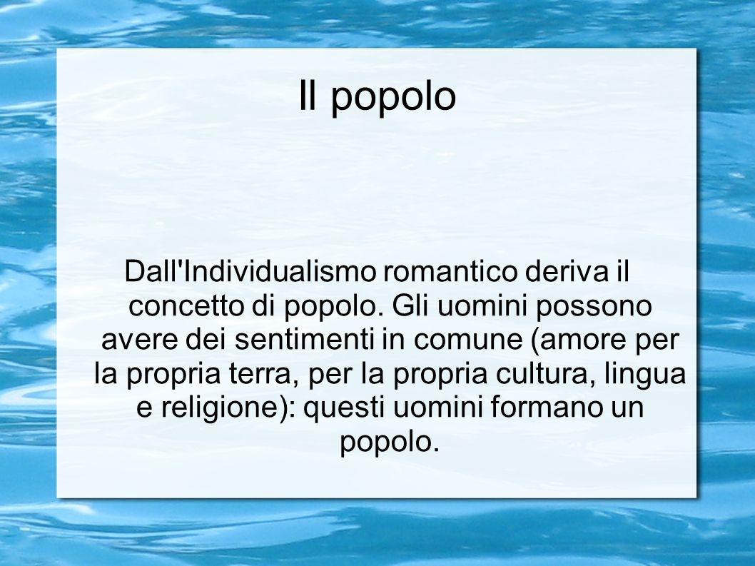 Il popolo