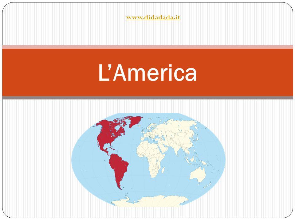 www.didadada.it L'America