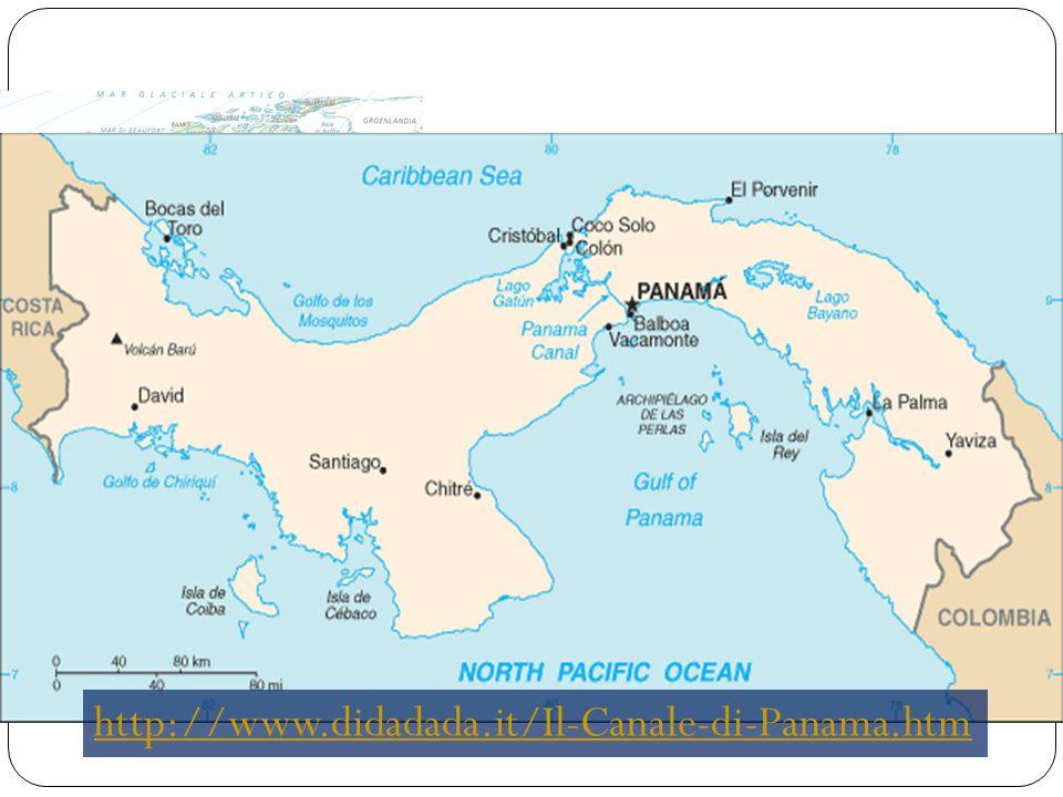 http://www.didadada.it/Il-Canale-di-Panama.htm Il Canale di Panama